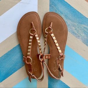 Size 10 Jessica Simpson sandals